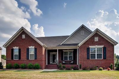 Concord Single Family Home For Sale: 9639 Lockwood Road
