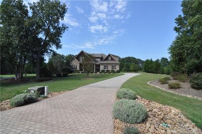 Monroe Single Family Home For Sale: 4609 Timnah Lane