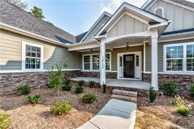 Single Family Home For Sale: 14730 Old Vermillion Drive