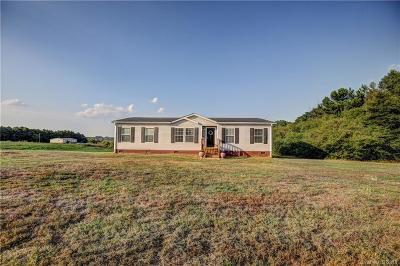 Heath Springs Single Family Home Under Contract-Show: 4933 Flat Creek Road #2