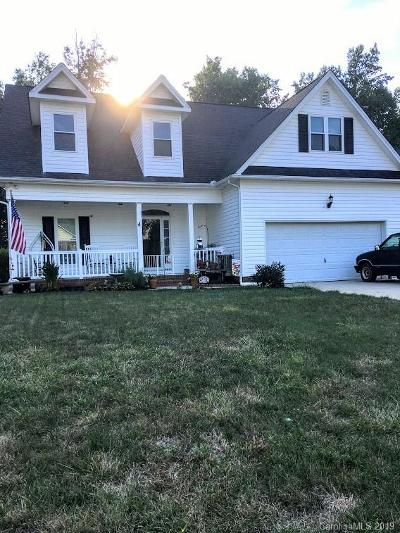 Lowell Single Family Home For Sale: 4011 River Falls Drive