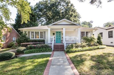 Charlotte Single Family Home Under Contract-Show: 2901 Chelsea Drive