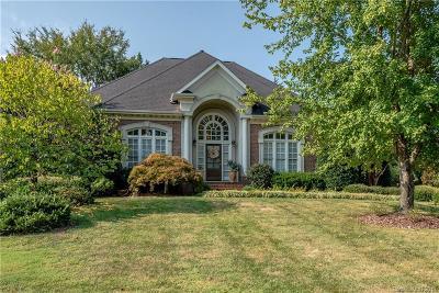 Charlotte Single Family Home For Sale: 3420 Maryhurst Lane