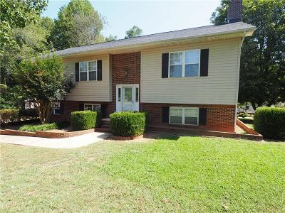 Catawba County Single Family Home For Sale: 3962 Plum Street