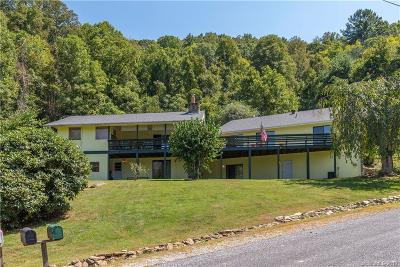 Weaverville Single Family Home For Sale: 48 Roberts Cove Road