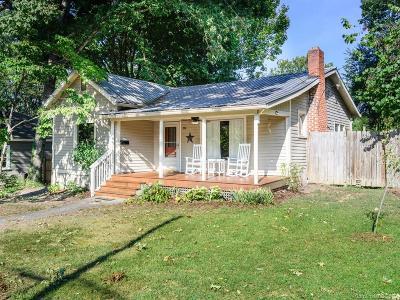 Asheville Single Family Home For Sale: 86 Nebraska Street