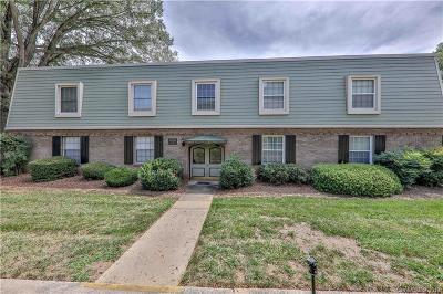 Charlotte Condo/Townhouse Under Contract-Show: 2606 Park Road #D
