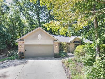 Asheville Single Family Home For Sale: 106 Oak Hollow Court