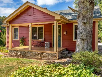 Brevard Single Family Home For Sale: 432 Country Club Road