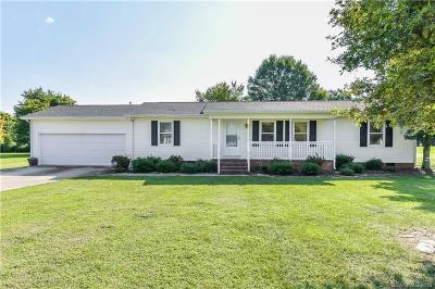 Harrisburg Single Family Home Under Contract-Show: 107 Candystick Circle