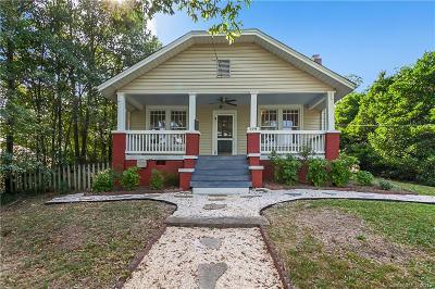Concord Single Family Home For Sale: 174 Virginia Street