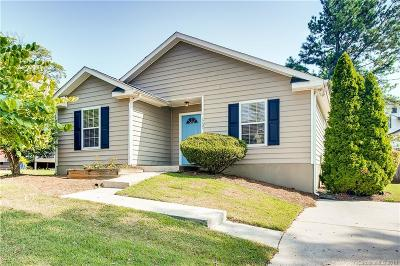 Single Family Home For Sale: 1707 Luther Street