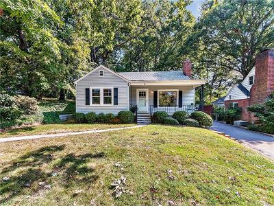 Asheville Single Family Home For Sale: 6 Canterbury Road