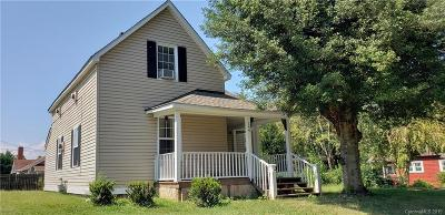 Asheville Single Family Home For Sale: 144 Reed Street