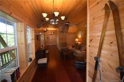 Maggie Valley NC Single Family Home For Sale: $319,000