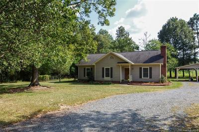 Single Family Home For Sale: 604 Chaney Road