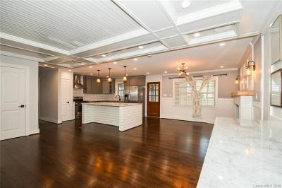Charlotte Single Family Home For Sale: 5408 Milford Road