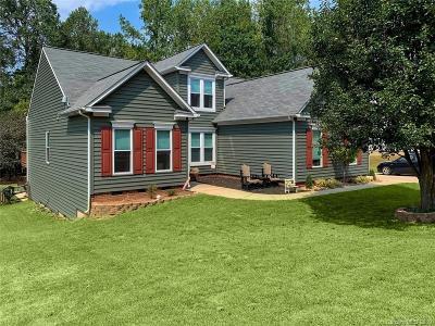 Mooresville Single Family Home For Sale: 127 Flowering Grove Lane