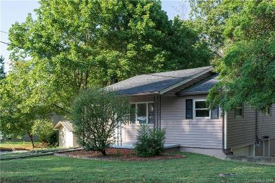 Asheville NC Single Family Home For Auction: $194,500