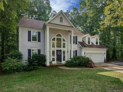 Charlotte Single Family Home For Sale: 5704 Stream Ridge Drive