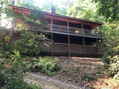 Asheville NC Single Family Home For Sale: $350,000