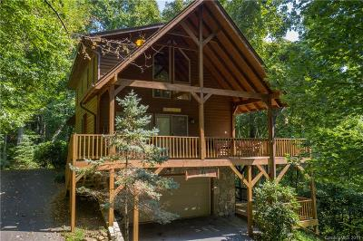 Maggie Valley NC Single Family Home For Sale: $339,900