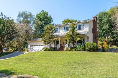 Asheville NC Single Family Home For Sale: $329,000