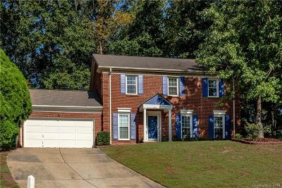 Charlotte Single Family Home Coming Soon: 6200 Oak Glen Lane