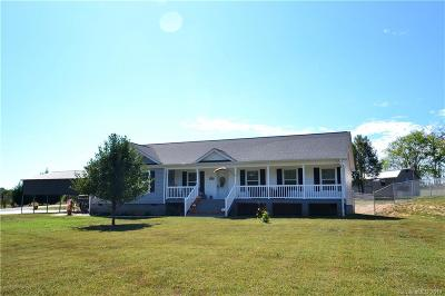 Kannapolis Single Family Home For Sale: 122 Back Acres Lane