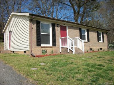 Gastonia Single Family Home For Sale: 1087 Parkview Drive