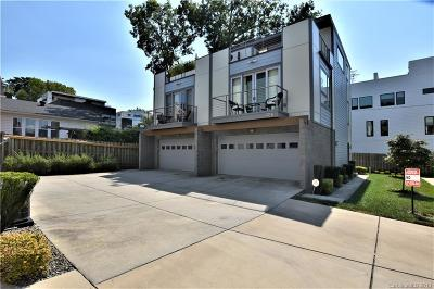 Charlotte Condo/Townhouse For Sale: 915 Westbrook Drive #B