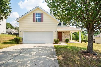 Gastonia Single Family Home For Sale: 406 Mooseberry Lane