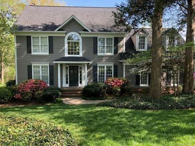 Matthews Single Family Home For Sale: 2509 Honey Creek Lane