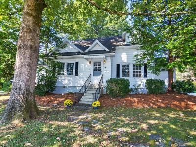 Brevard Single Family Home For Sale: 440 S Caldwell Street