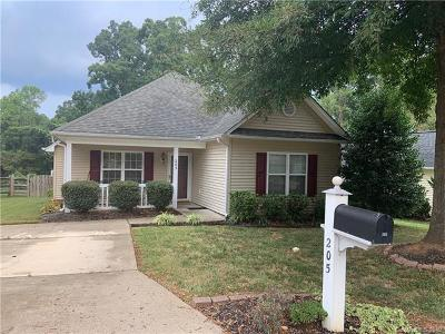 Belmont Single Family Home For Sale: 205 Howe Street