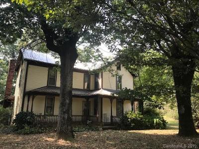 Single Family Home For Sale: 8188 Nc Highway 18 Highway S
