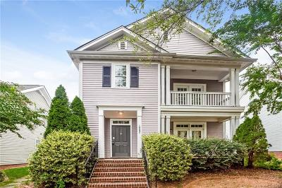 Single Family Home For Sale: 14537 Holly Springs Drive