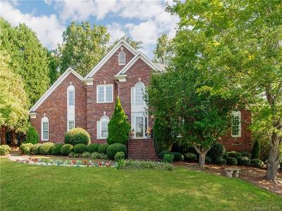 Charlotte Single Family Home For Sale: 5400 Chiltern Hills Trail