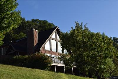 Waynesville NC Single Family Home For Sale: $305,000