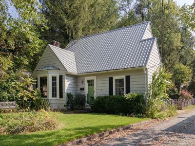 Brevard Single Family Home For Sale: 265 Maple Street