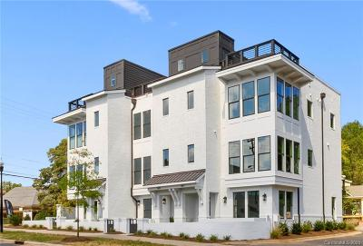 Charlotte Single Family Home For Sale: 1105 Reece Road #2