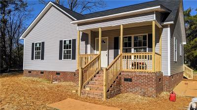 Single Family Home For Sale: 1513 Stroupe Street