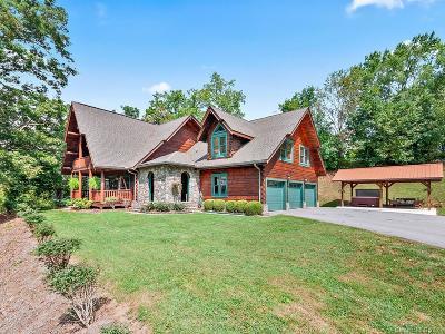 Waynesville Single Family Home For Sale: 89 Monteagle Drive