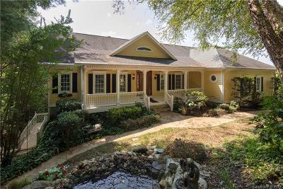 Hendersonville Single Family Home For Sale: 4530 Cove Loop Road #35