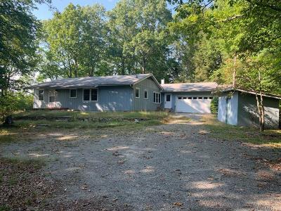 Brevard Single Family Home For Sale: 350 Brundy Avenue