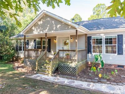 Statesville NC Single Family Home Coming Soon: $163,000