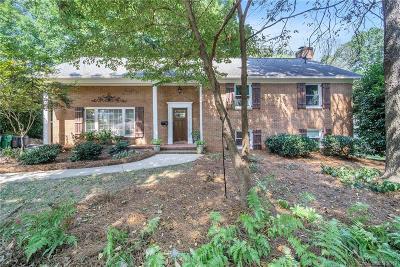 Charlotte Single Family Home For Sale: 2741 Pencoyd Lane