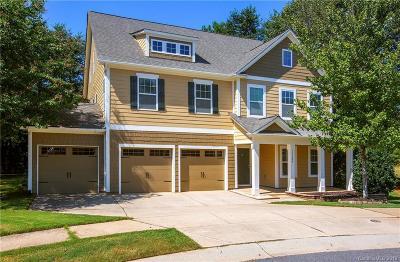 Charlotte Single Family Home For Sale: 15604 Pine Glen Court