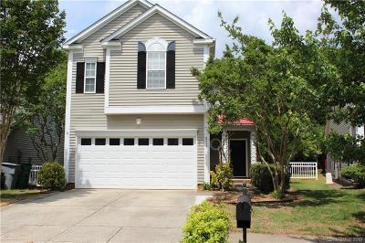Charlotte Single Family Home For Sale: 5127 Silabert Avenue