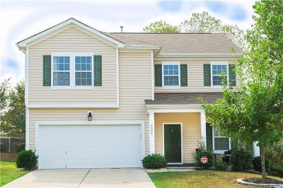 Charlotte NC Single Family Home For Sale: $249,900
